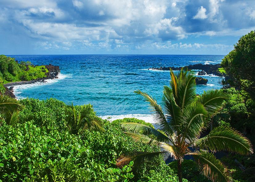 Ile de Maui et ses décors de rêves