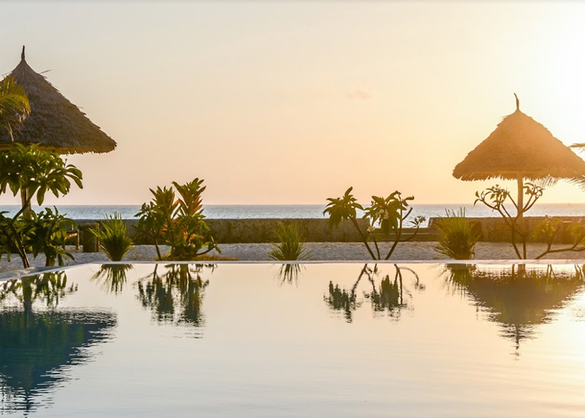 Nur Beach hotel à Jambiani