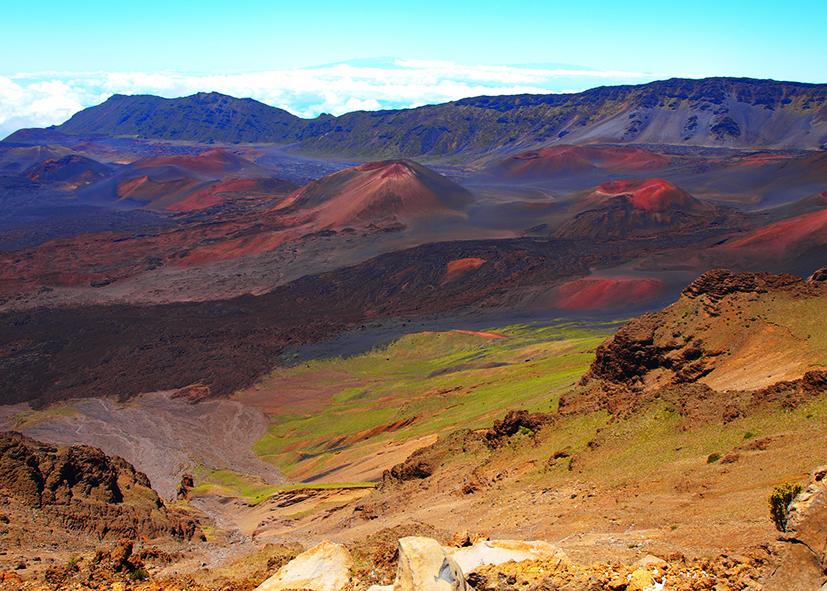 Volcans du Parc National Haleakala