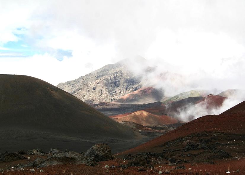 Parc National des volcans sur Big Island