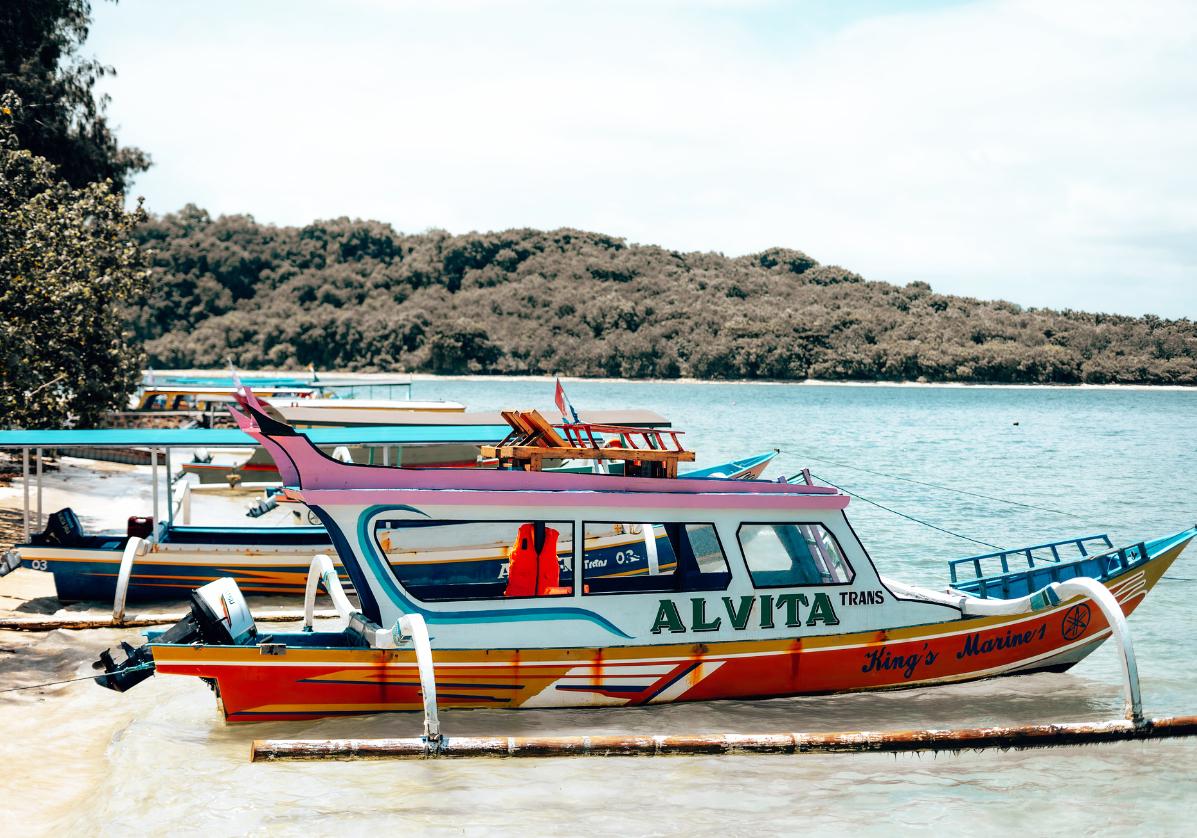 Traversée pour l'ile de Lombok