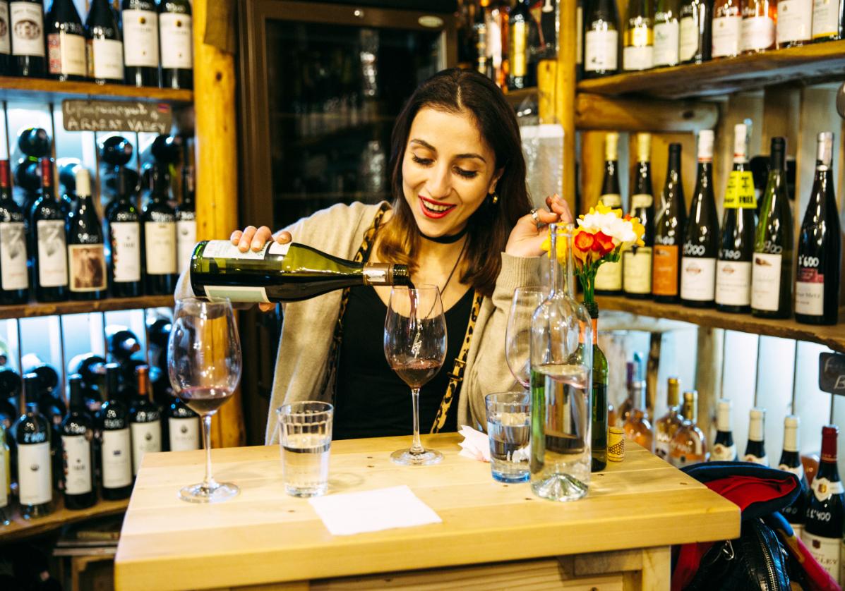 Dégustez les vins arméniens