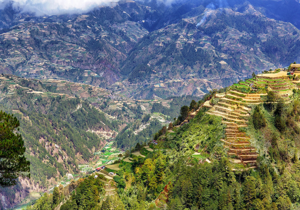 Paysages de la Cordillera