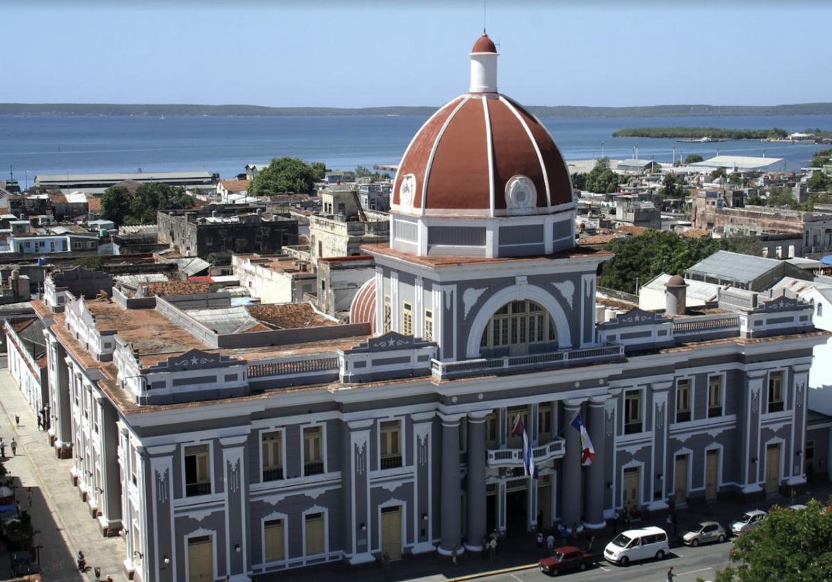 Cienfuegos ville portuaire