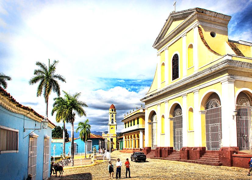 La ville de Trinidad