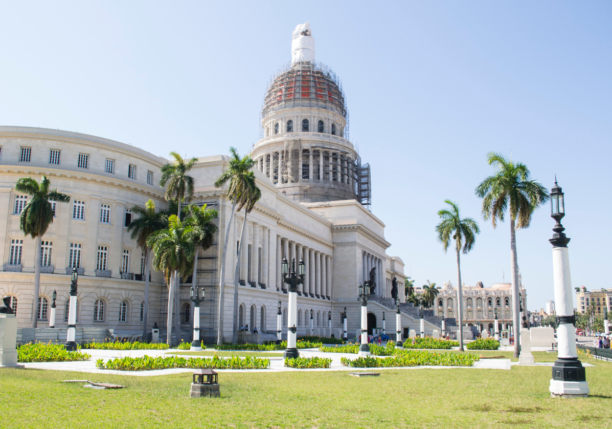 La Havane, architecture coloniale