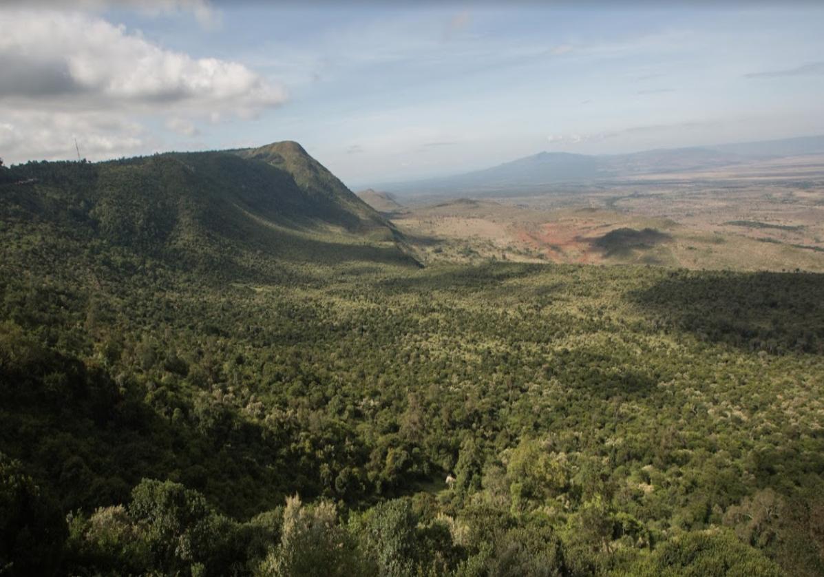 Paysages de la région d'Amhara