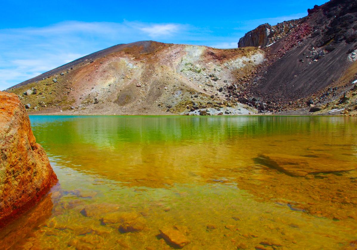 Site géothermique de Wai-O-Tapu