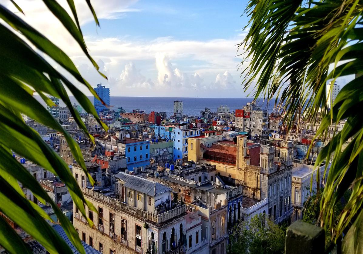 Le centre de La Havane
