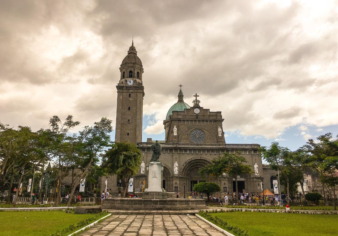 Visite libre de Manille