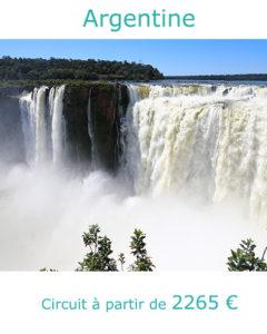Chutes d'Iguazu, partir en Argentine en mars avec Nirvatravel