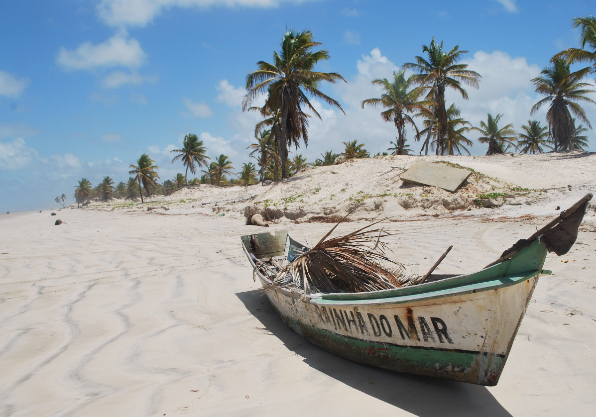 Mango Seco, village de bout du monde