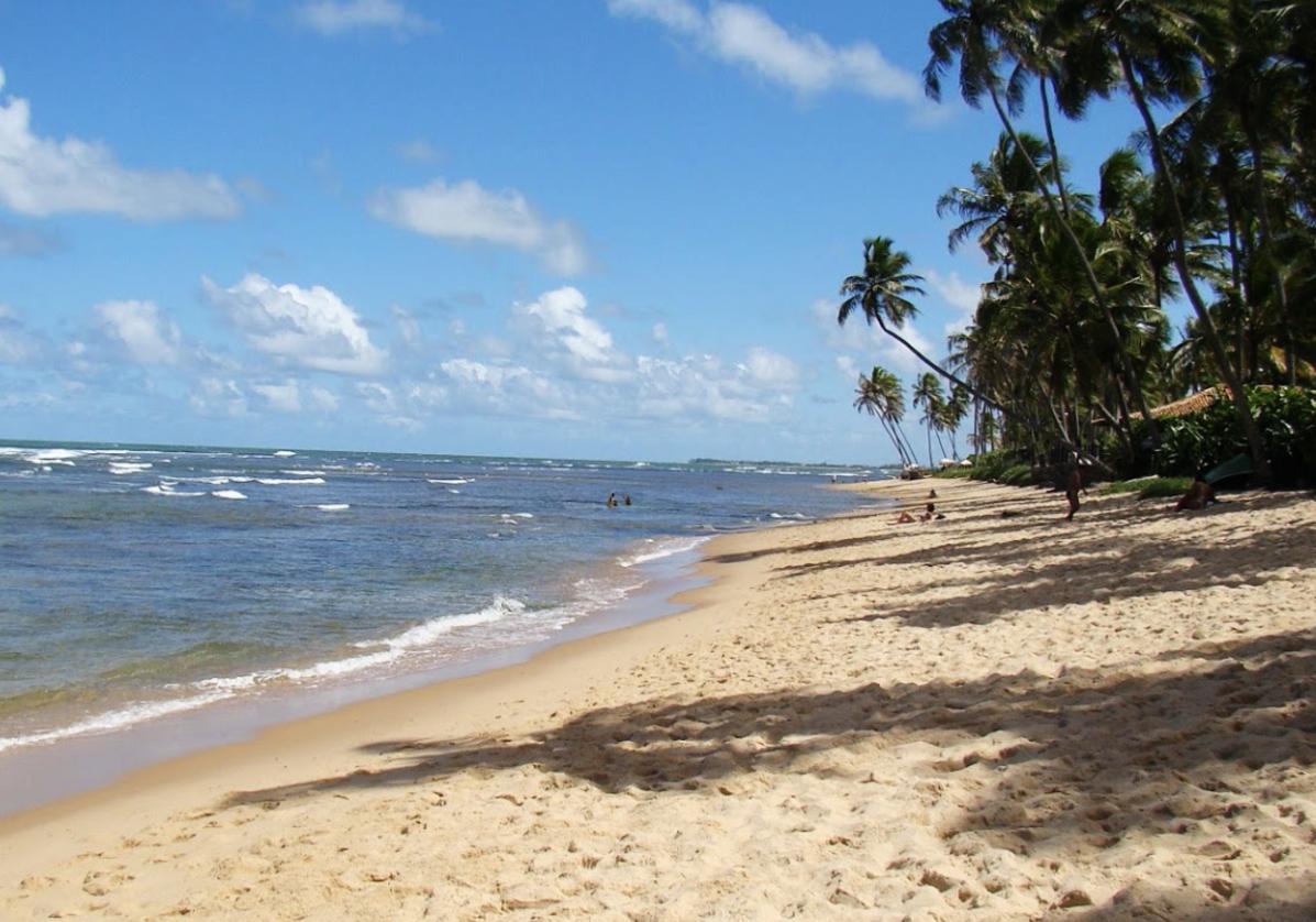 Retour ou étape à Praia do Forte