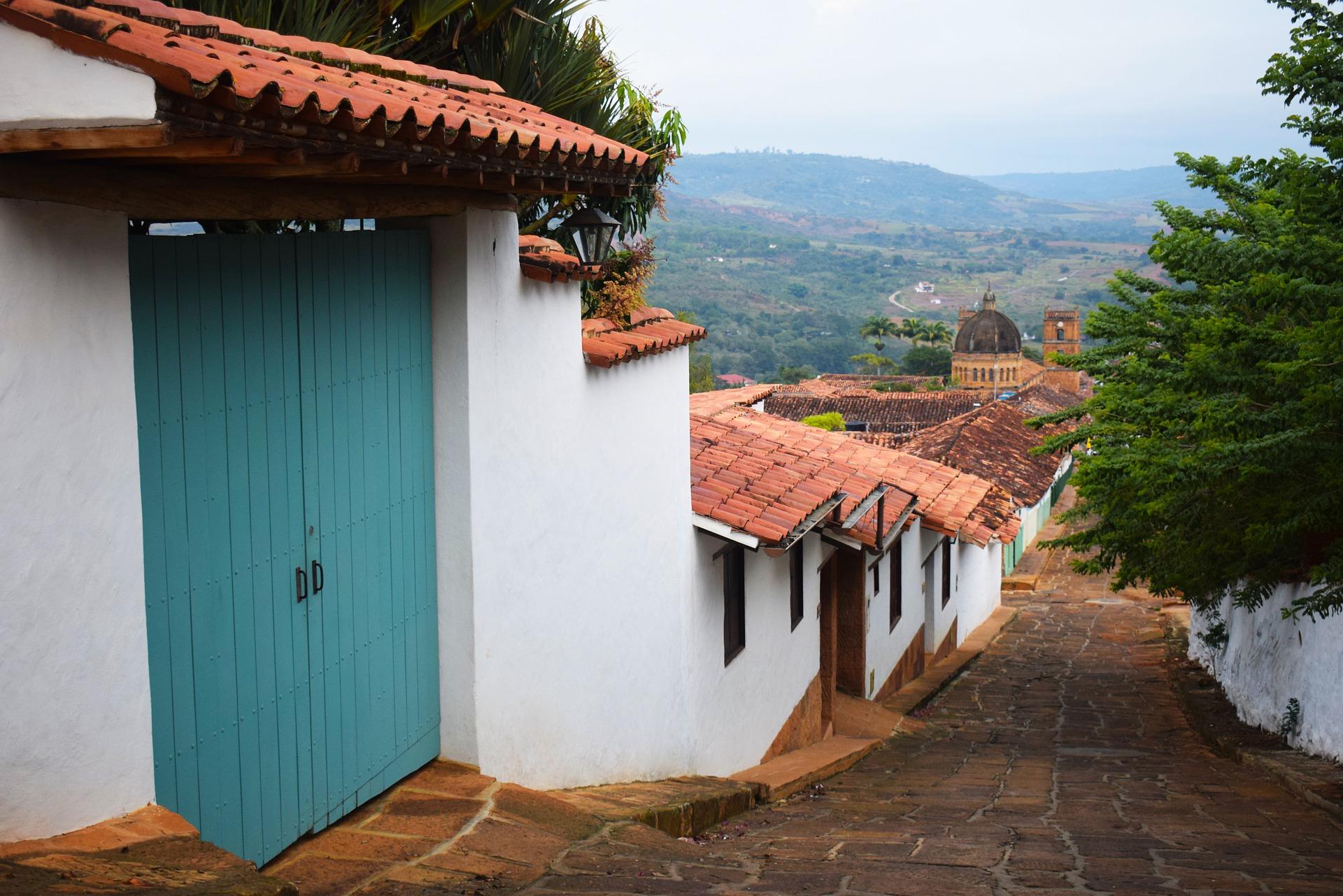 Ville coloniale de Barichara