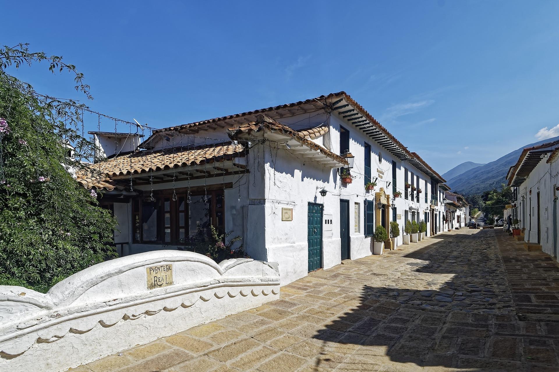 Centre historique de Villa de Leyva