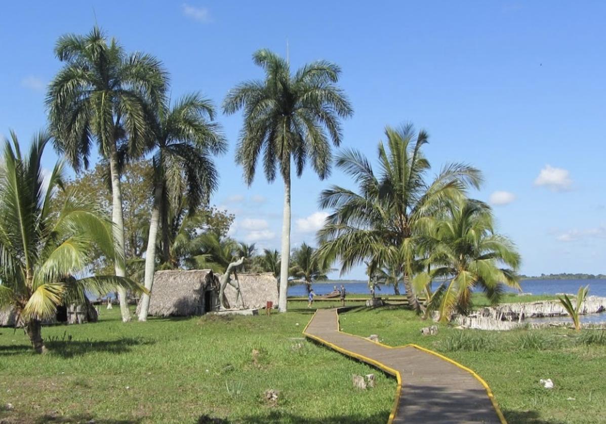 Guamá dans la province de Matanzas