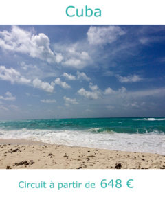 Plage de Cayo Largo, vacances à Cuba en janvier avec Nirvatravel