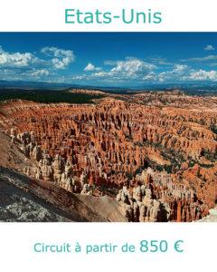 Parc national de Bryce Canyon, partir aux Etats-Unis en juillet avec Nirvatravel