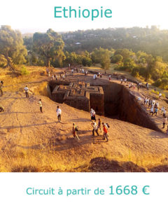 Eglise de Lalibela, partir en Ethiopie en octobre avec Nirvatravel