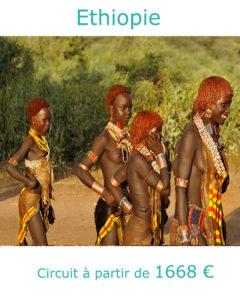 Tribu Turmi dans la vallée de l'Omo, partir en Ethiopie en novembre avec Nirvatravel