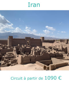 Citadelle de Rayen, partir en Iran au mois de mai avec Nirvatravel