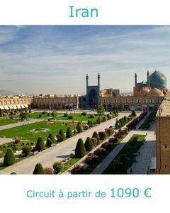 Place de l'Imam à Ispahan, partir en Iran en novembre avec Nirvatravel