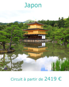 Le Pavillon d'Or à Kyoto, partir au Japon en avril avec Nirvatravel