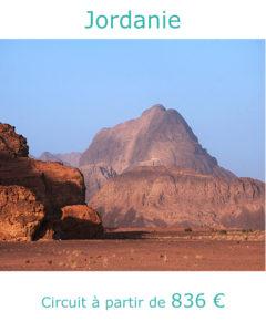 Désert du Wadi Rum, partir en Jordanie en octobre avec Nirvatravel
