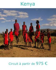 Nomades maasai dans la brousse, partir au Kenya en juillet avec Nirvatravel