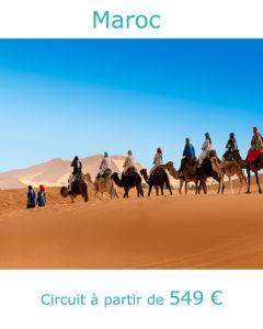 Méharée dans les dunes de Merzouga, partir au Maroc en octobre avec Nirvatravel