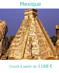Pyramide de Chichen Itza, partir au Mexique en mars avec Nirvatravel