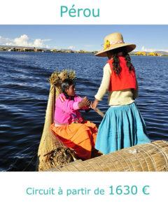 Iles Uros sur le lac Titicaca, partir au Pérou en décembre avec Nirvatravel