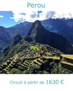 Machu Picchu, partir au Pérou en février avec Nirvatravel