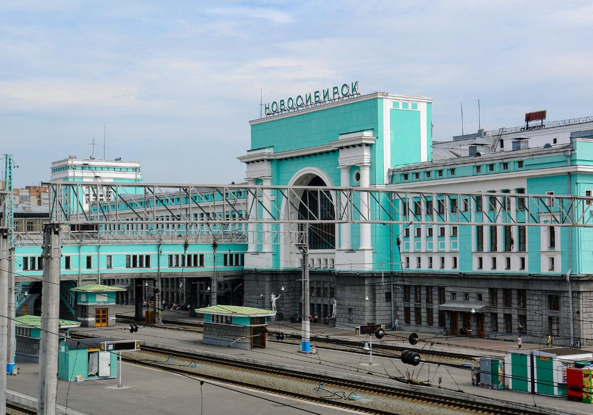 Moscou / Saint-Petersbourg en TGV