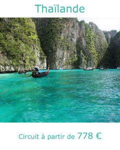 Ile de Ko Phi Phi, partir en Thaïlande en décembre avec Nirvatravel